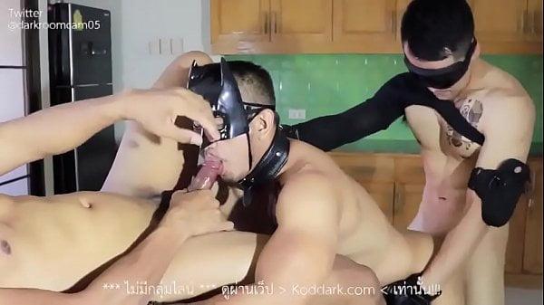 Video de homens gays transando na suruba caseira